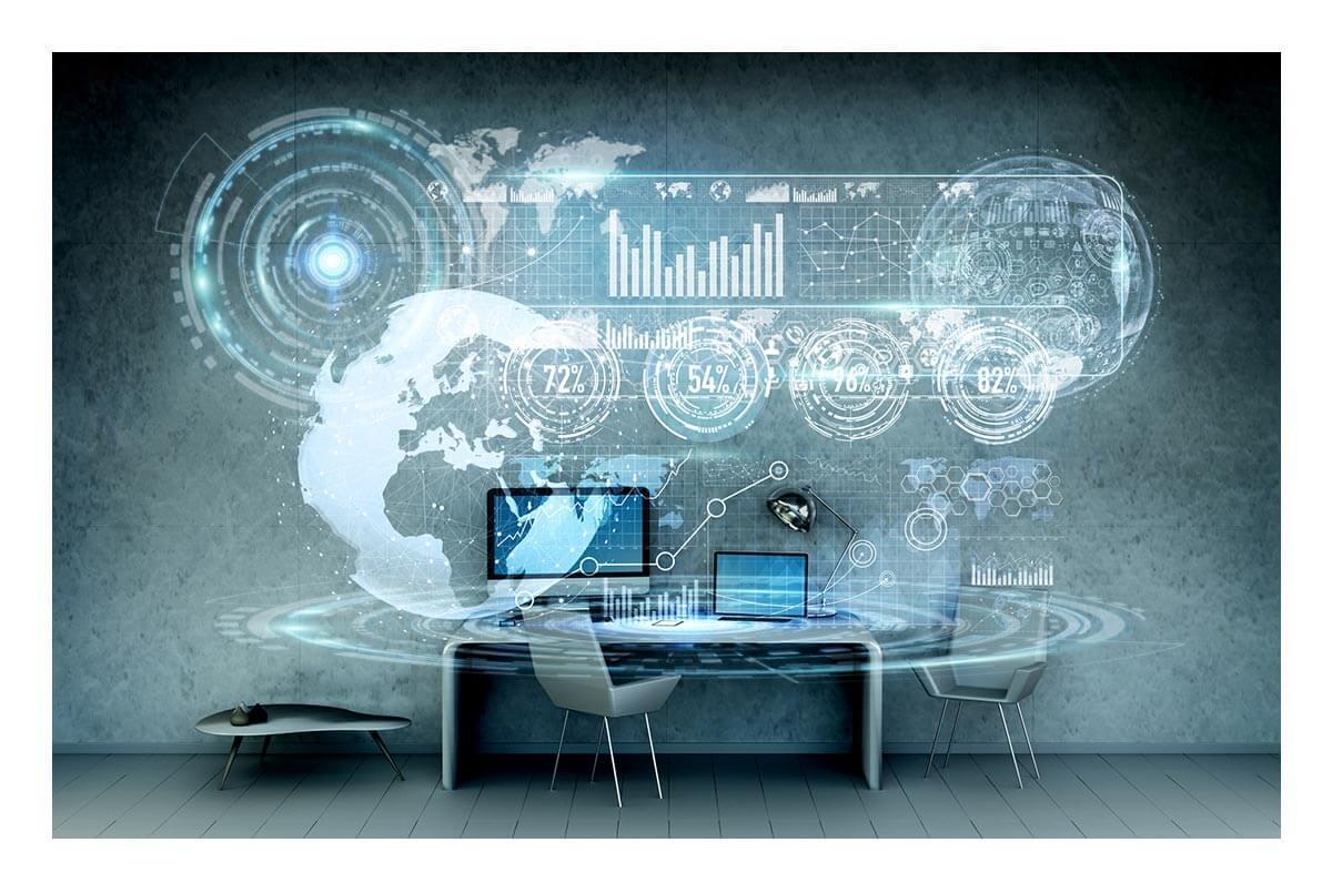 PROXIA Produkt MES-Software-Technologien Schaubild