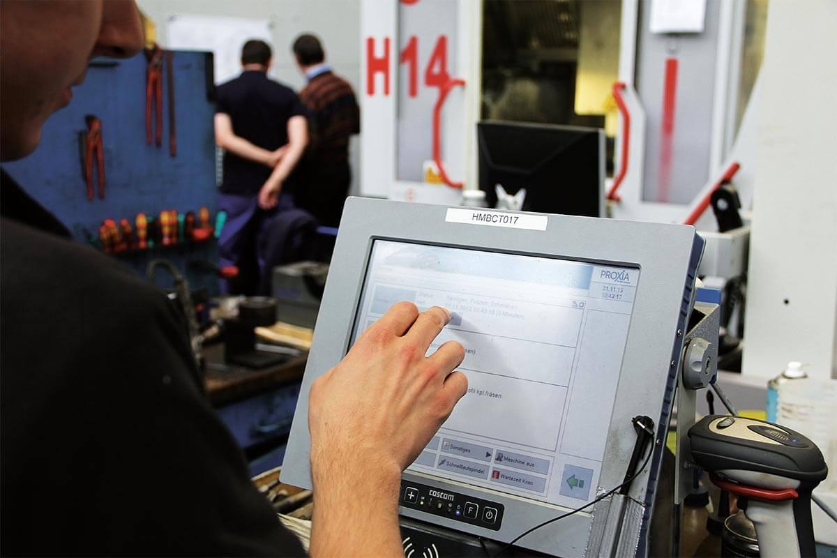 PROXIA Produkte Hardware-Lösungen Impression 4