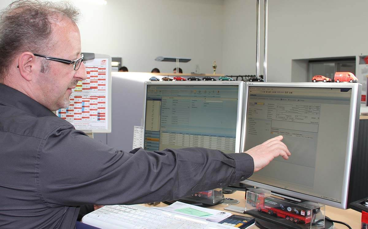 PROXIA Product Control room/Detailed planning example 3