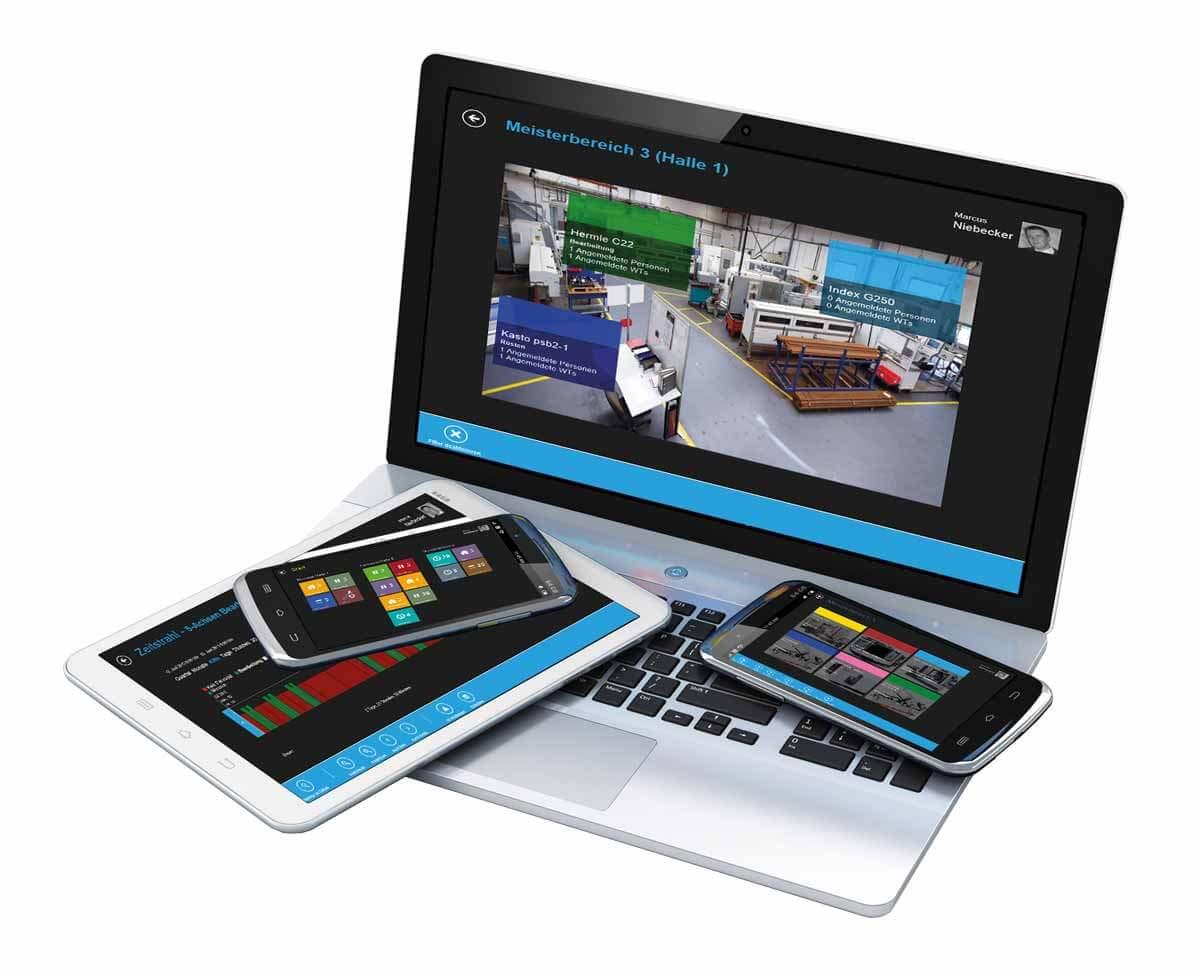 PROXIA Produkt Monitor.web Příklad aplikace 2