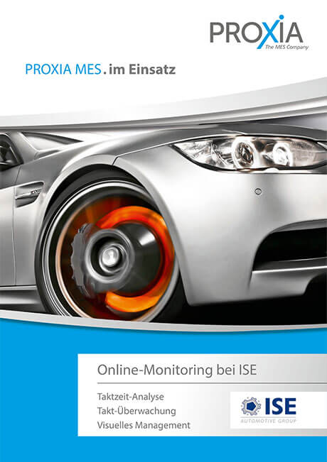 PROXIA Anwenderbericht ISE Automotive