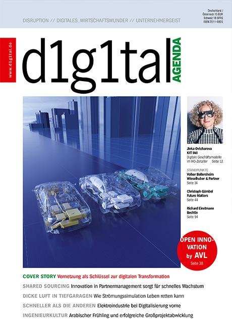 PROXIA Fachbericht digital Agenda