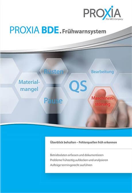 PROXIA Flyer BDE Frühwarnsystem