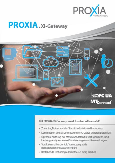 PROXIA Leták XI-Gateway