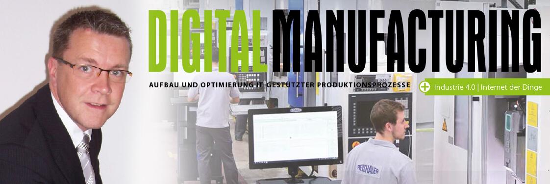 Digital Manufacturing Expertenumfrage