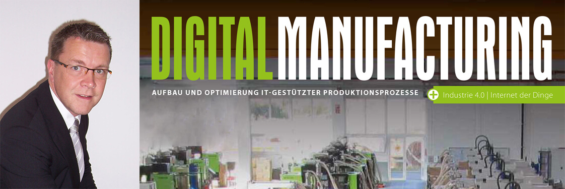 Marcus Niebecker in an interview for DIGITAL MANUFACTURING