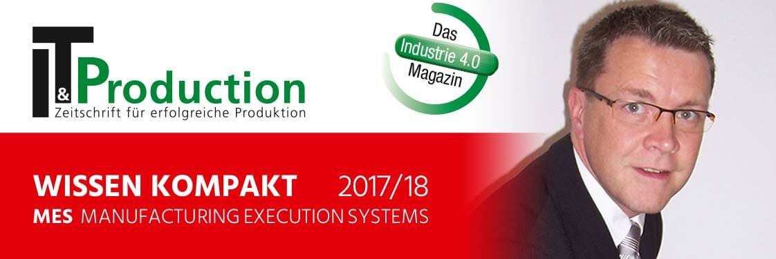 PROXIA News Fachbericht im Magazin IT-Production - Digitale Transformation
