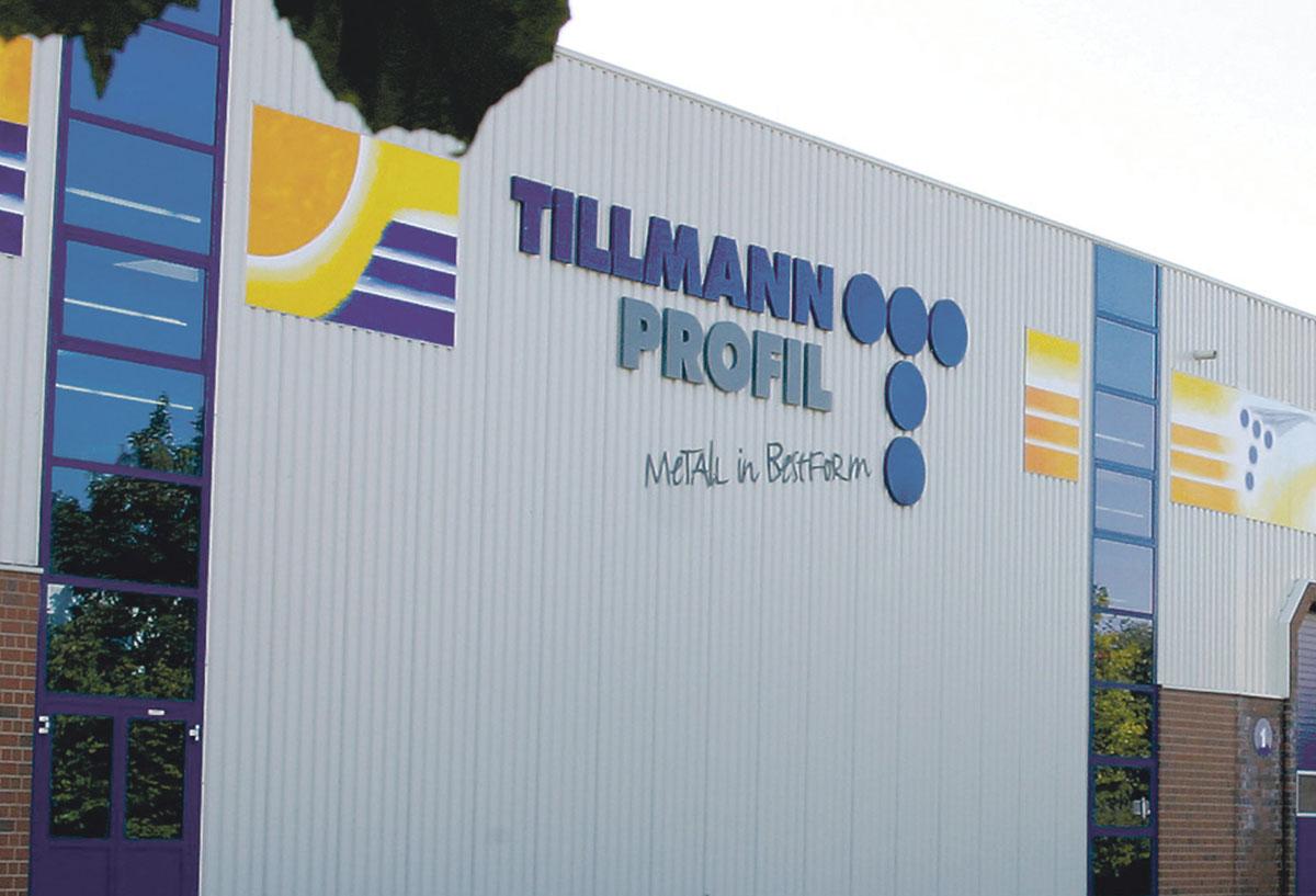 PROXIA Zpráva uživatele Tillmann Profil GmbH 01