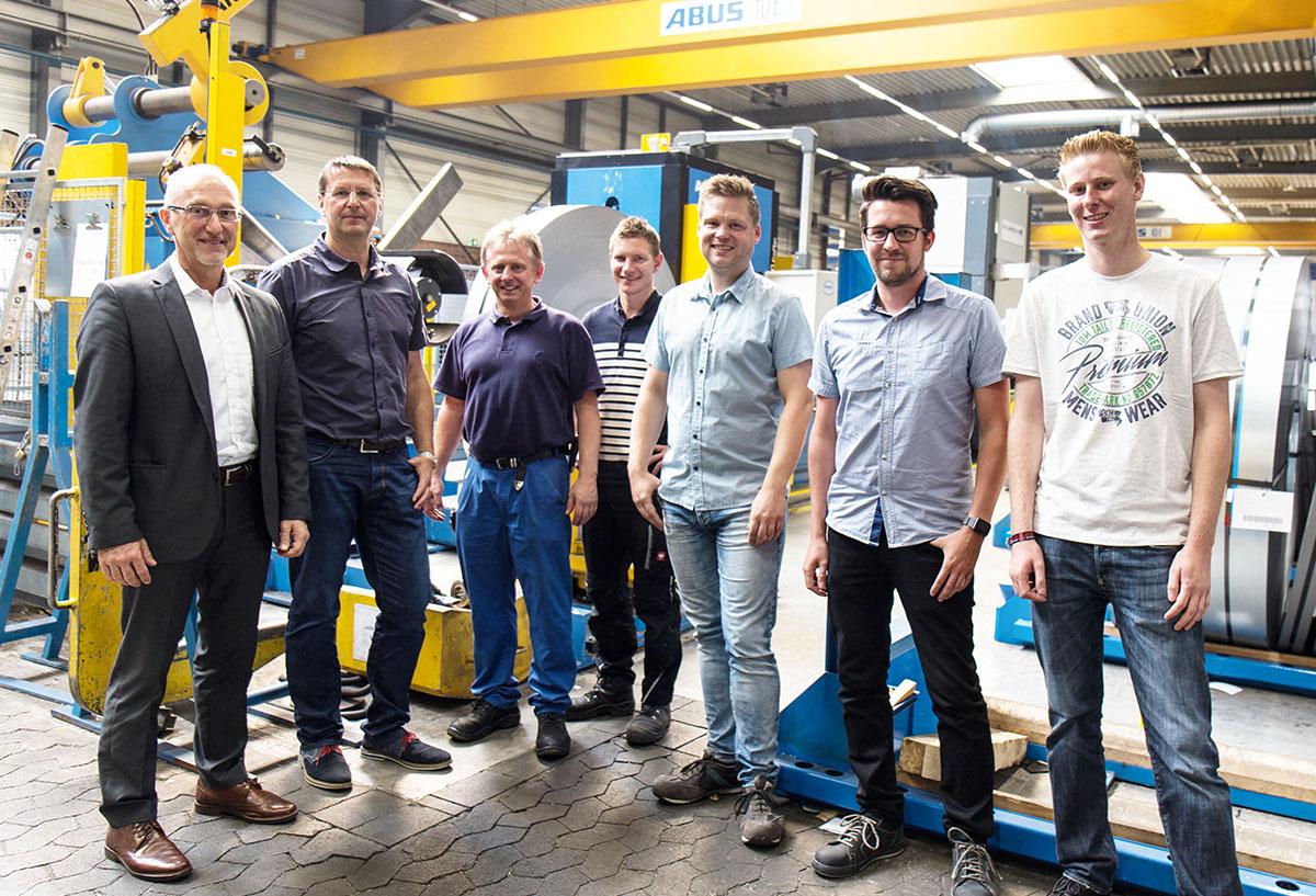 PROXIA Zpráva uživatele Tillmann Profil GmbH 02