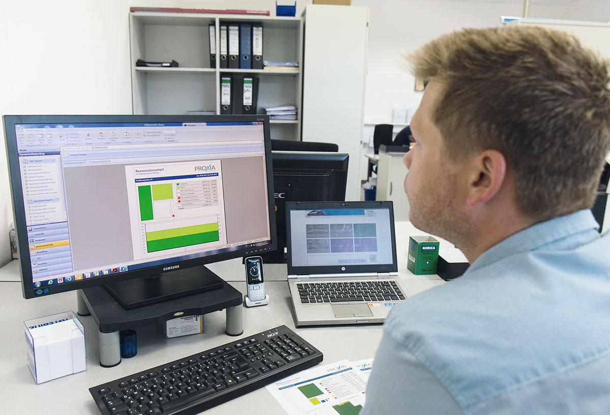 PROXIA Zpráva uživatele Tillmann Profil GmbH 09