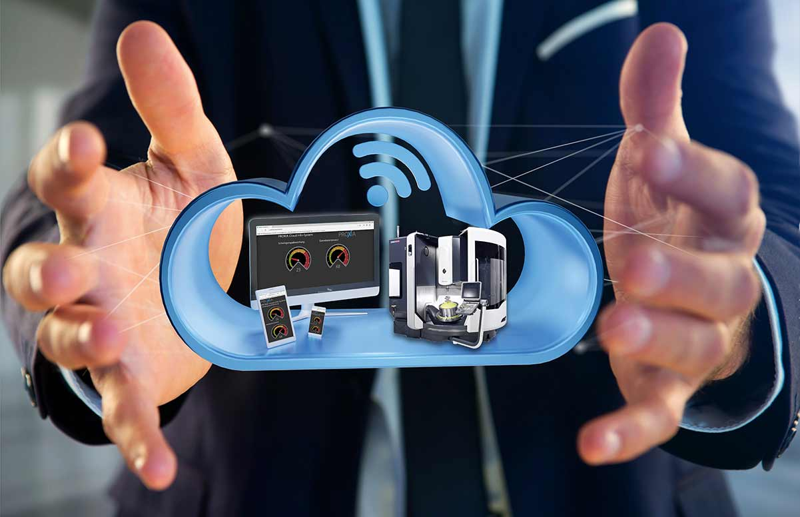 PROXIA Cloud & MES –  <span class=